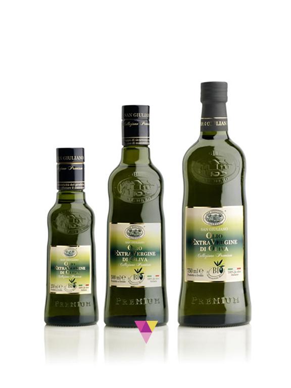 Olio Extra Vergine d'Oliva da Agricoltura Biologica - San Giuliano