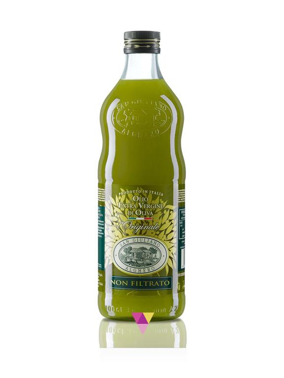 Olio Extra Vergine d'Oliva Originale non Filtrato - San Giuliano
