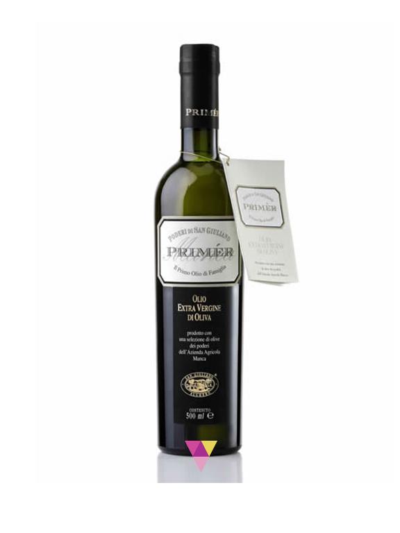 Olio Extra Vergine d'Oliva Primier - San Giuliano