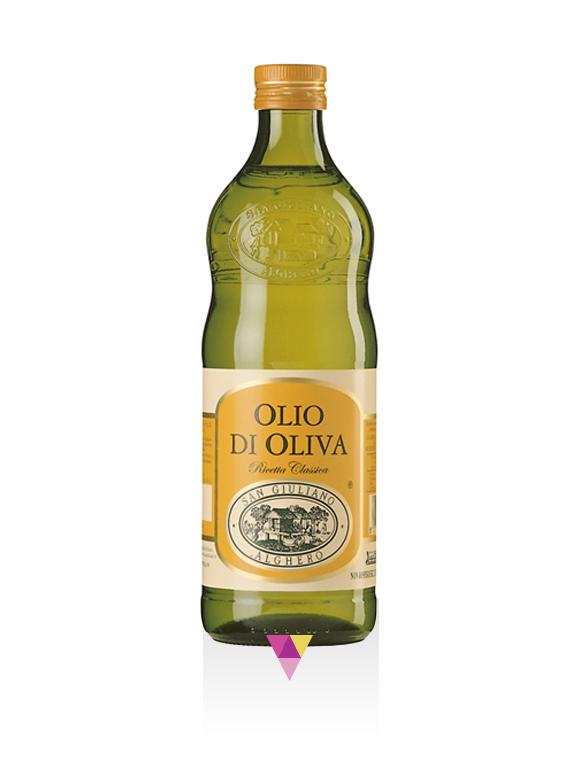 Olio Extra Vergine d'Oliva Ricetta Classica - San Giuliano