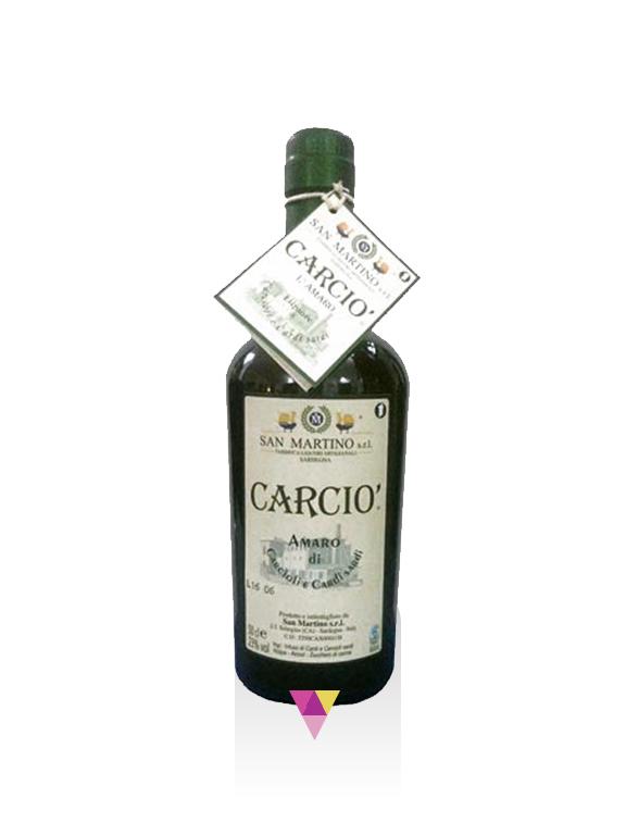Carcio Amaro di Carciofo - San Martino - Fabbrica Liquori Artigianali