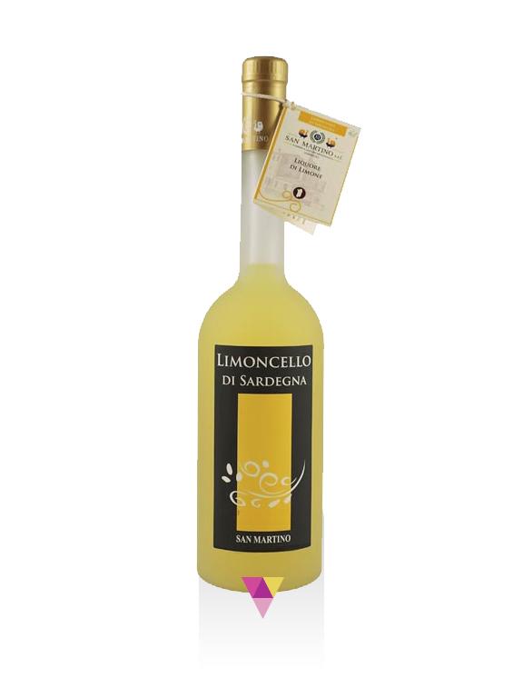 Limoncello - San Martino - Fabbrica Liquori Artigianali