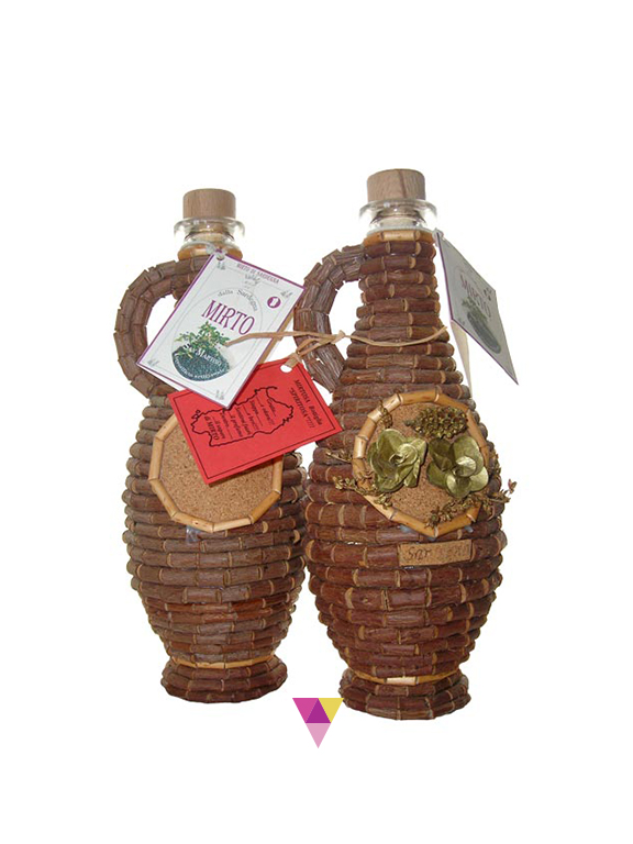Mirtosa - San Martino - Fabbrica Liquori Artigianali