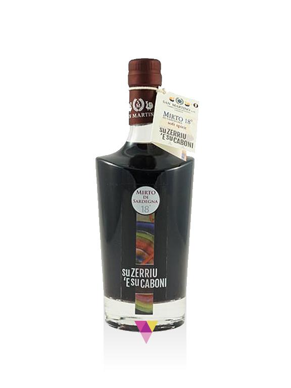 Su Zerriu e Su Caboni - San Martino - Fabbrica Liquori Artigianali
