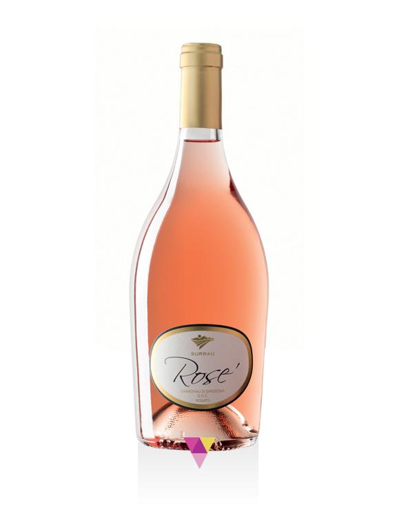 Cannonau Rosè - Surrau Società Agricola