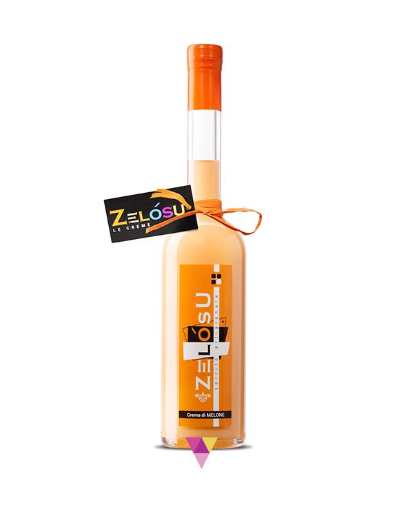 Liquore Crema di Melone - Zelòsu