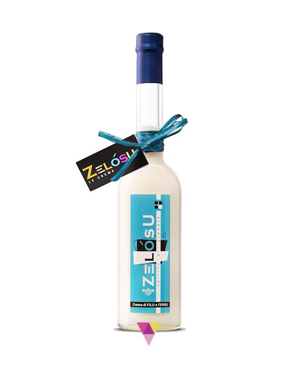Liquore Crema di Filu e Ferru - Zelòsu