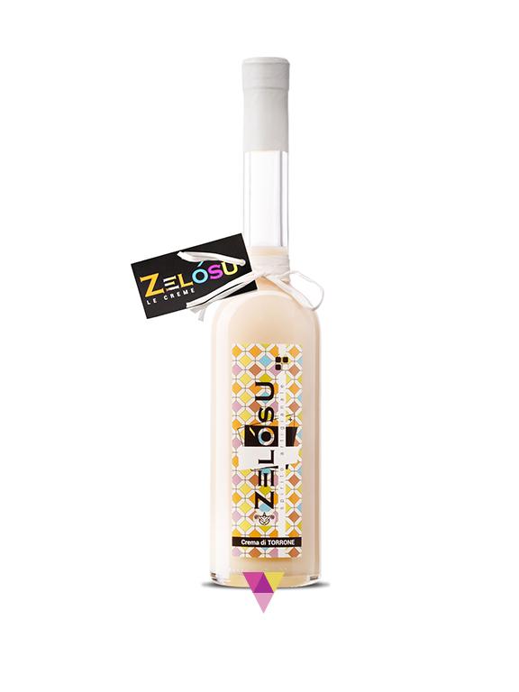 Liquore Crema di Torrone - Zelòsu