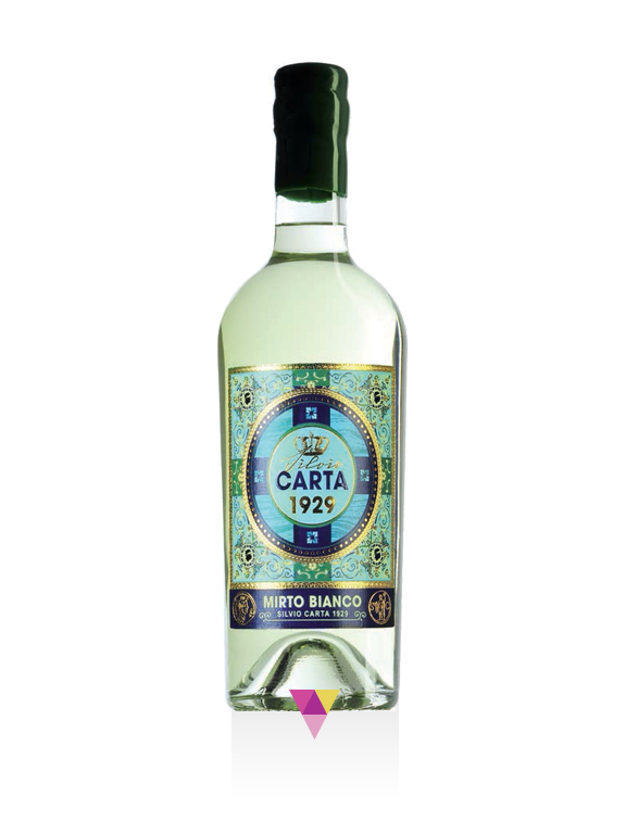 Mirto Bianco Top Gamma - Silvio Carta