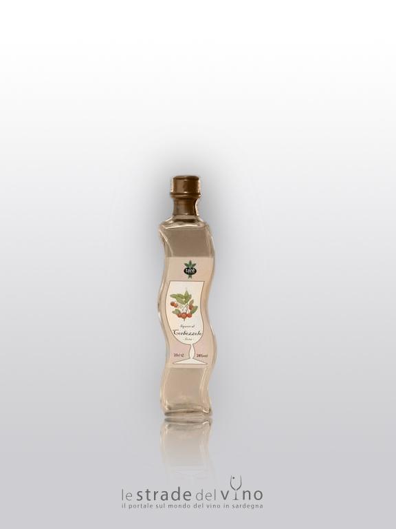 Liquore di Corbezzolo 10cl - Tarè Liquori - Liquorificio artigianale