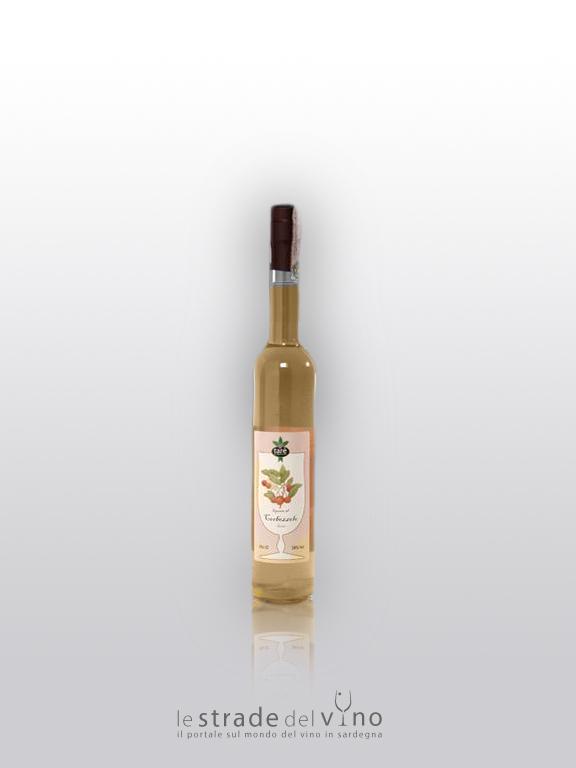 Liquore di Corbezzolo 50cl - Tarè Liquori - Liquorificio artigianale