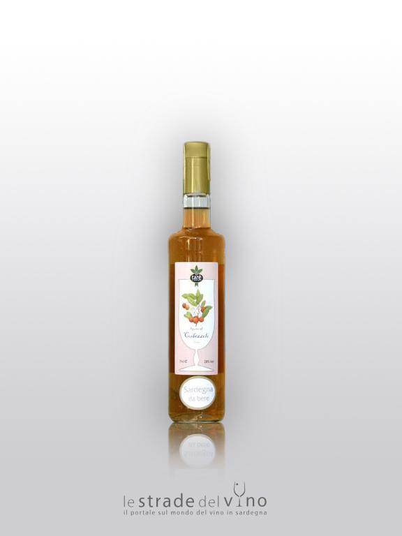 Liquore di Corbezzolo 70cl - Tarè Liquori - Liquorificio artigianale