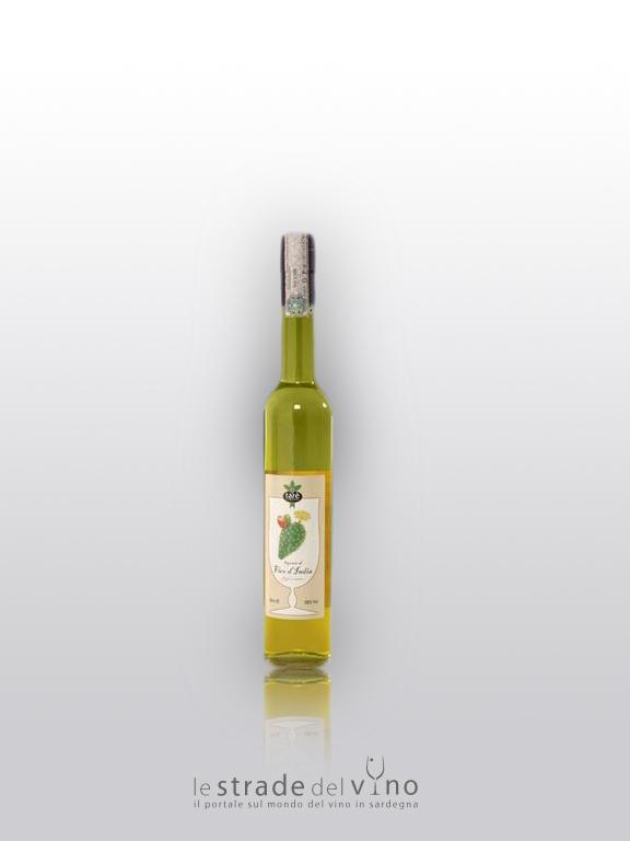 Liquore di Fico D'India 50cl- Tarè Liquori - Liquorificio artigianale
