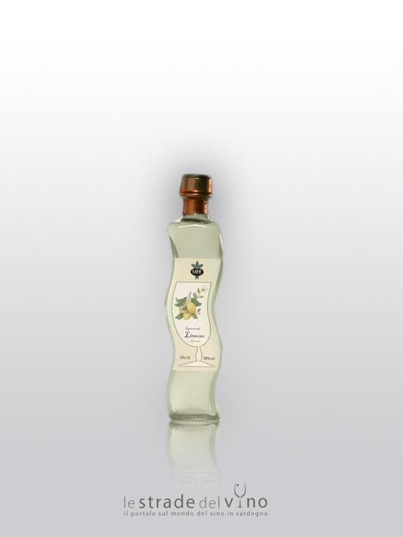 Liquore di Limone 20cl - Tarè Liquori - Liquorificio artigianale