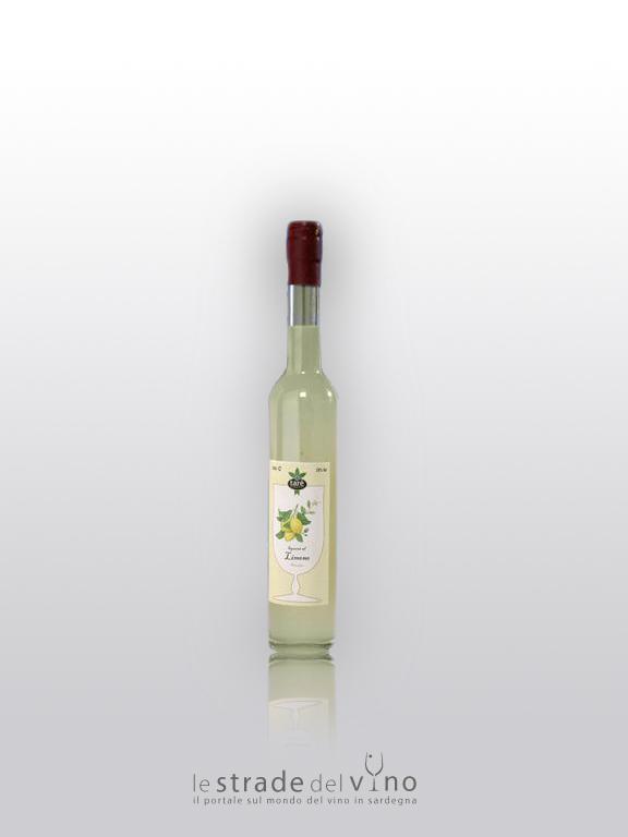 Liquore di Limone 50cl - Tarè Liquori - Liquorificio artigianale