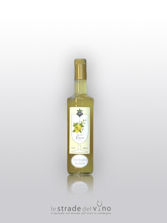 Liquore di Limone 70cl - Tarè Liquori - Liquorificio artigianale