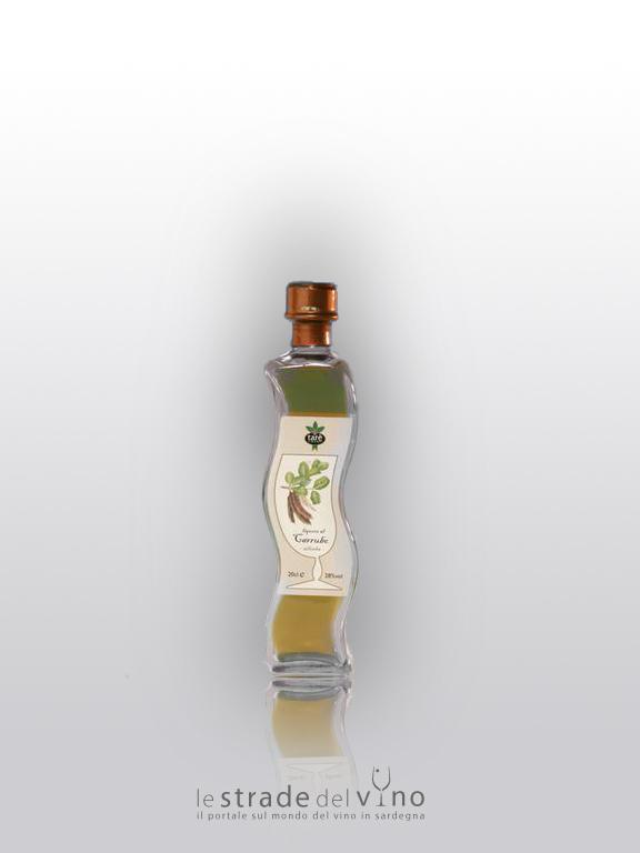 Liquore di Carrubo 20cl - Tarè Liquori - Liquorificio artigianale