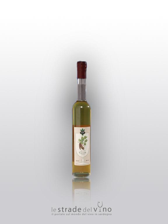 Liquore di Carrubo 50cl - Tarè Liquori - Liquorificio artigianale
