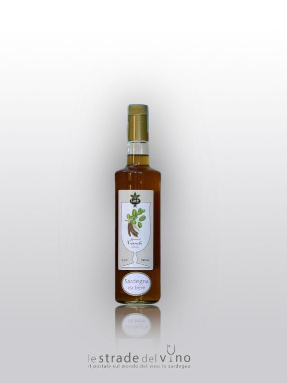 Liquore di Carrubo 70cl - Tarè Liquori - Liquorificio artigianale
