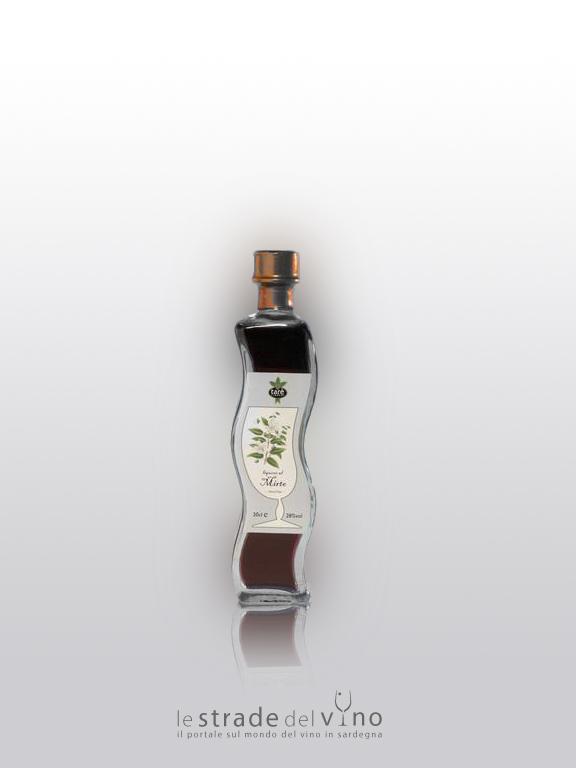 Liquore di Mirto 20cl - Tarè Liquori - Liquorificio artigianale