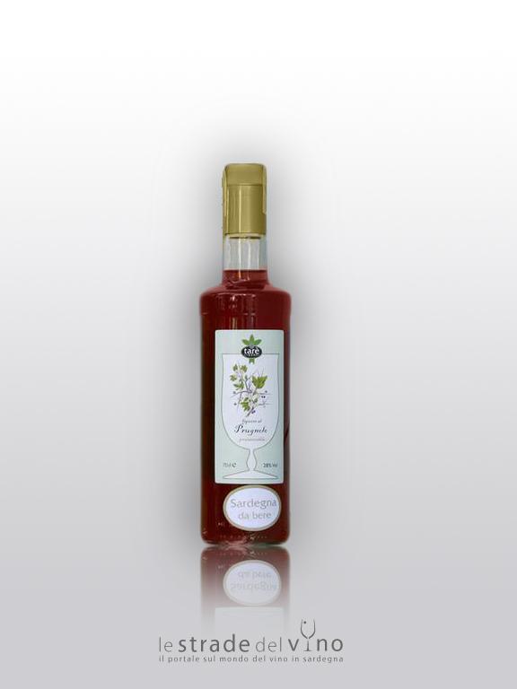 Liquore di Prugnolo 70cl - Tarè Liquori - Liquorificio artigianale