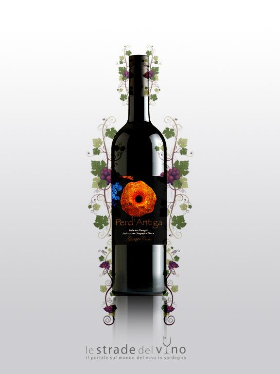 Perda Antiga - Tenuta le Vigne di Giuseppe Cocco