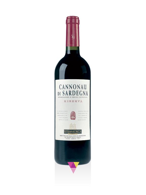 Cannonau Riserva - Tenute Sella&Mosca