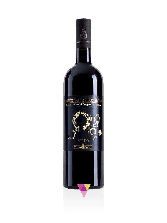 Sardo Cannonau - Tenute Soletta