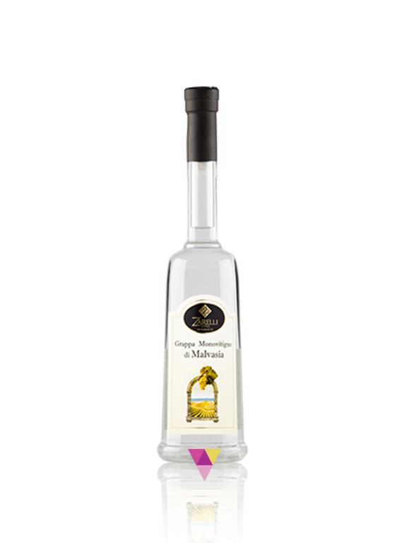 Grappa Monovitigno Malvasia - Zarelli Vini