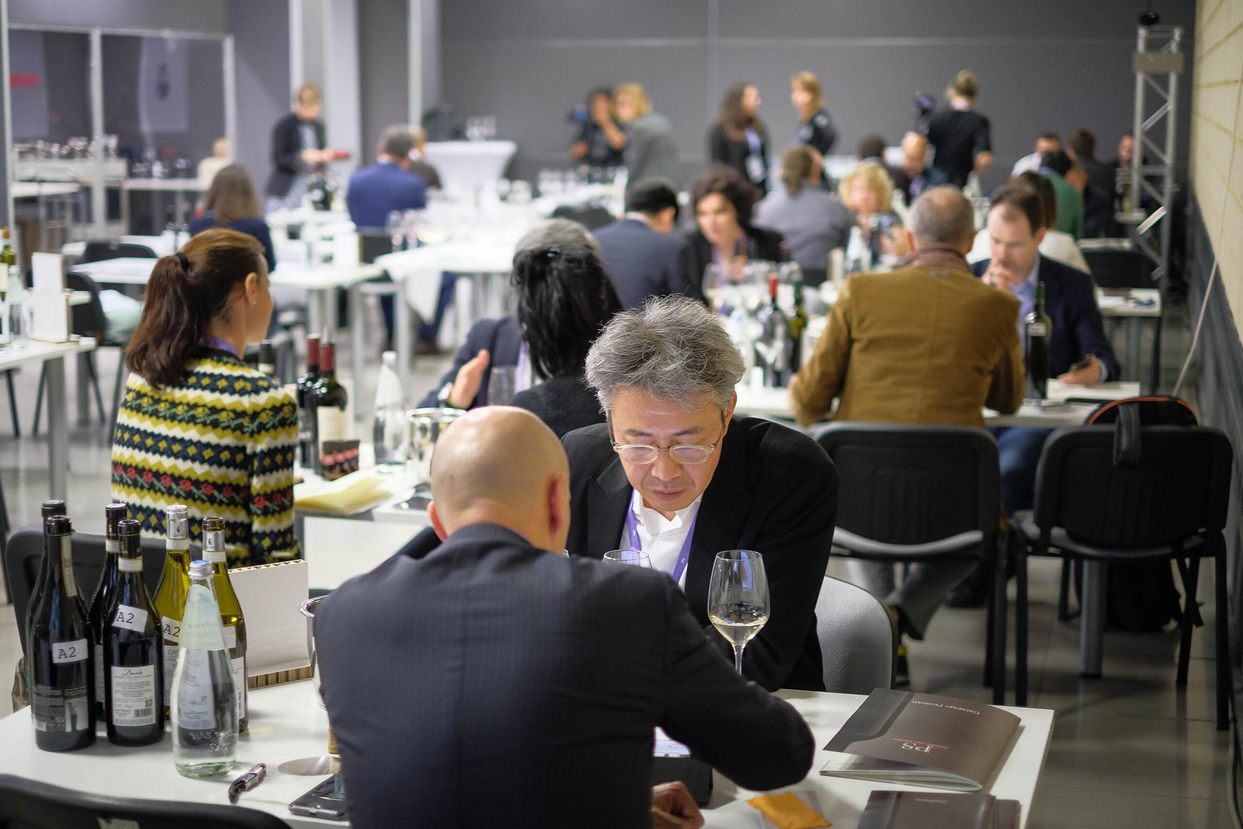 Degustazione al Wine2Wine di Veronafiere