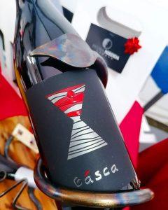 Bssca etichetta vino Pedra Niedda