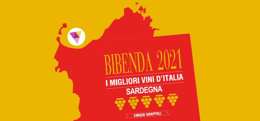 Logo Bibenda Sardegna 2020