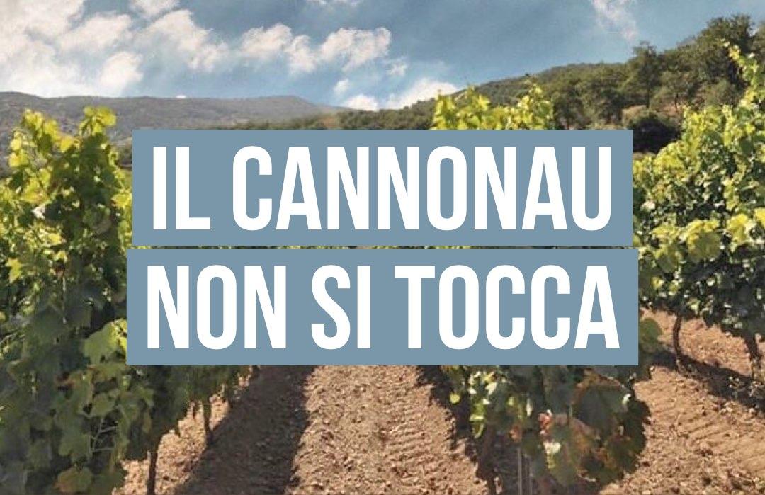 Slogan il Cannonau non si tocca