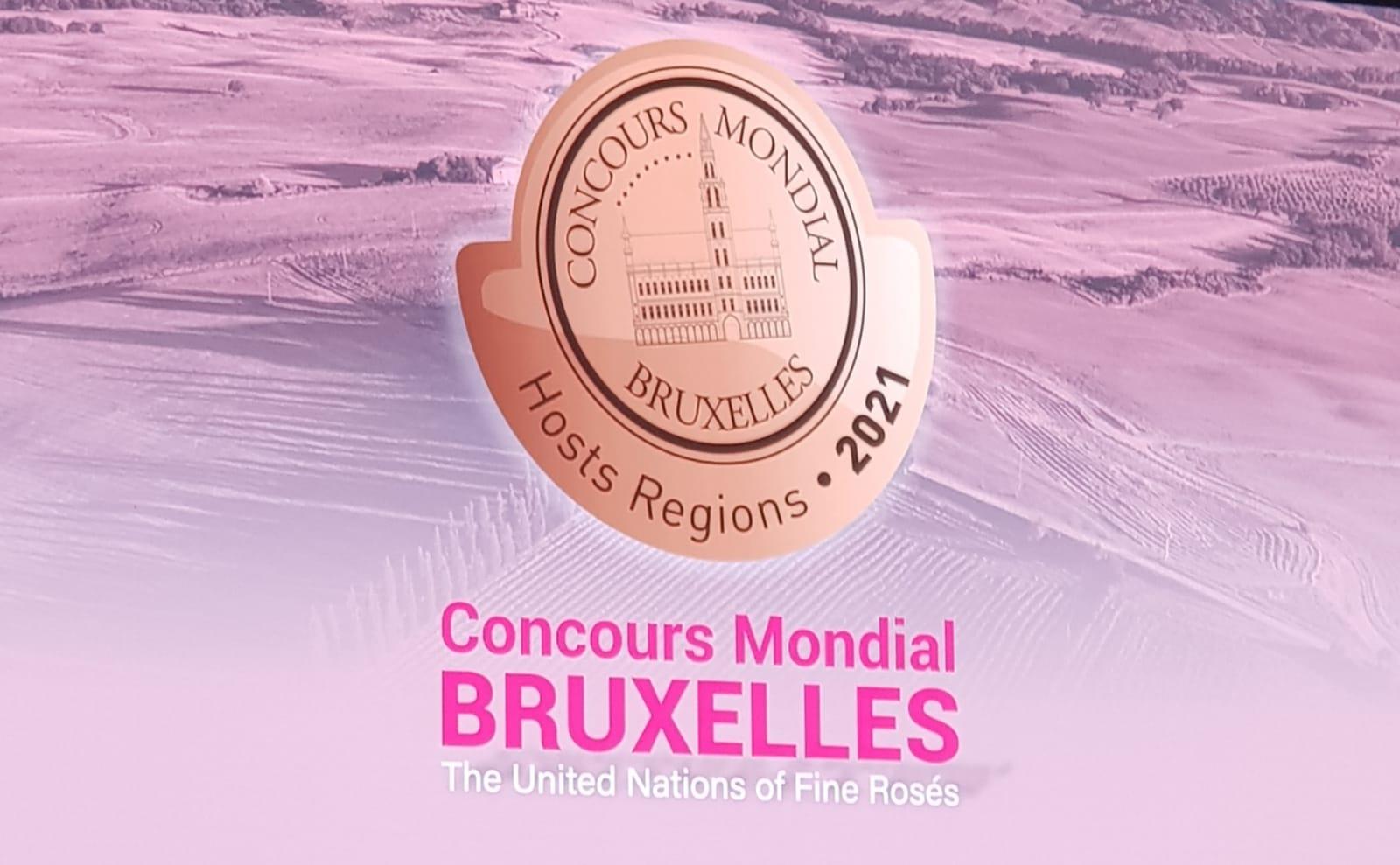 Logo Rosè SelectionConcours Mondial di Bruxelles