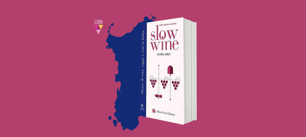 Logo Slow Wine 2021 di Slow Food