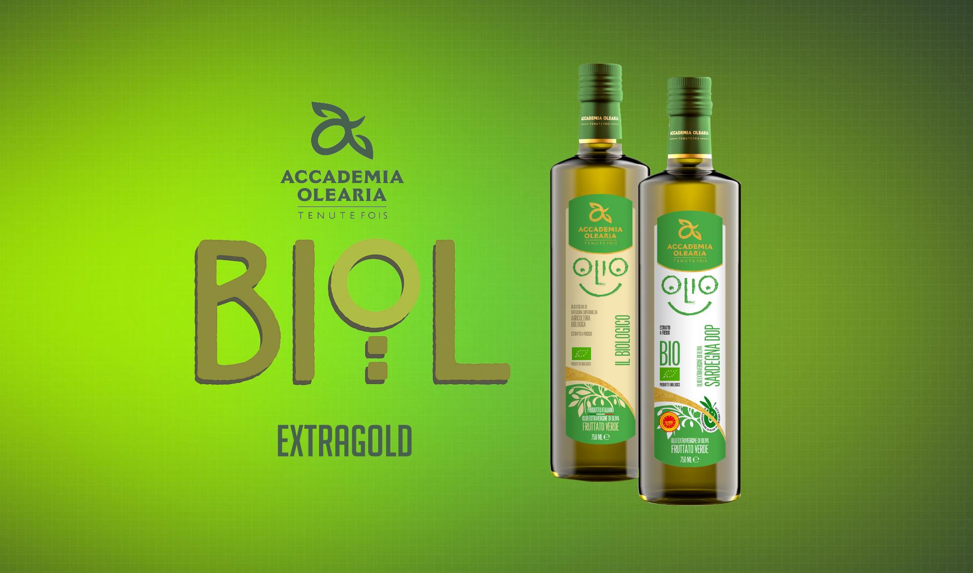 Olio Accademia Olearia Alghero premiati a Biol