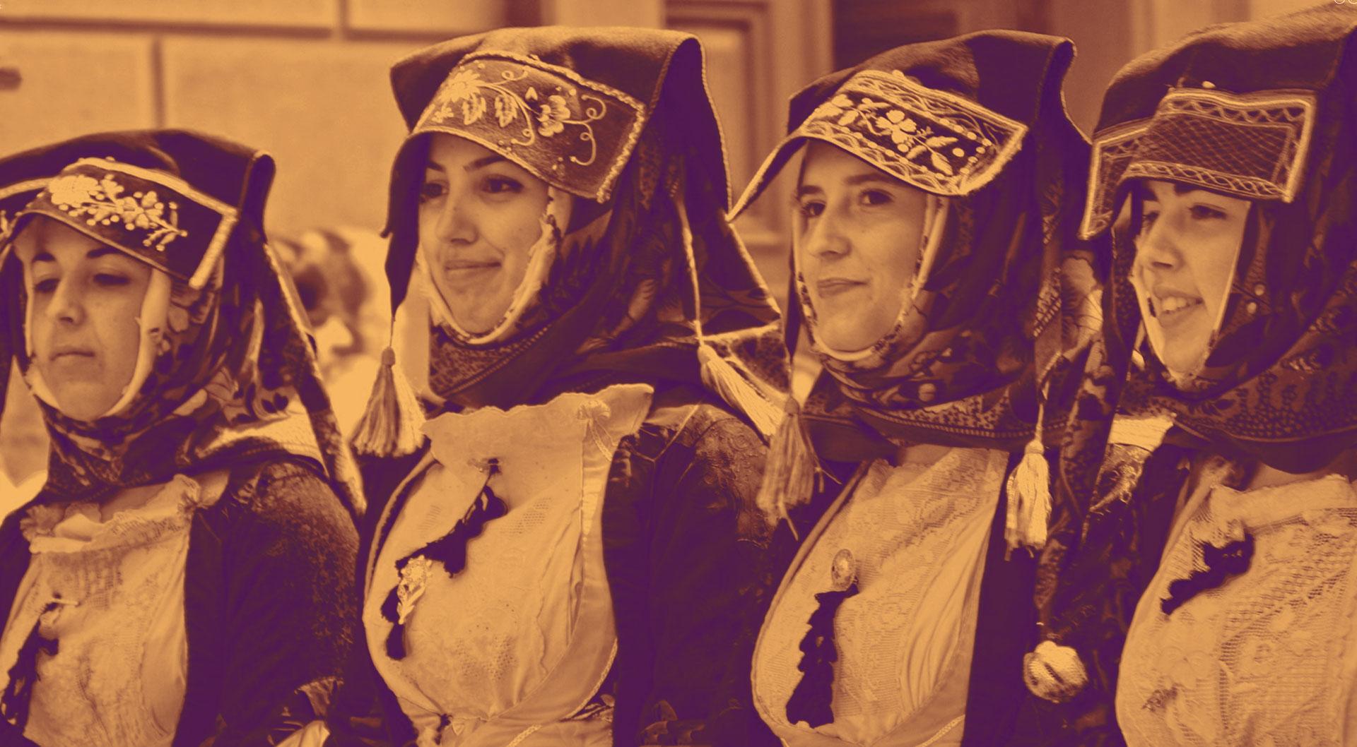 Donne della Sardegna
