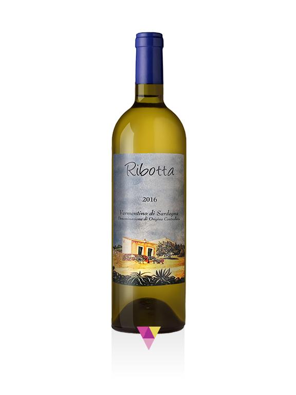 Ribotta - Vermentino di Sardegna DOC - Vigna Du Bertin
