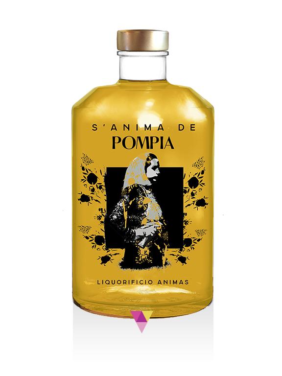 Liquore S'Anima de Pompia - Liquorificio Animas