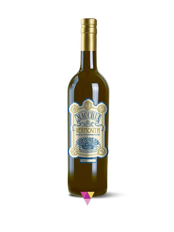 Vermouth Bianco Maestrale - Macchia