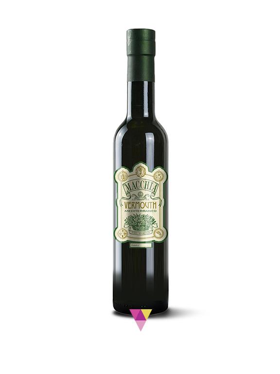 Vermouth bianco Marino - Macchia