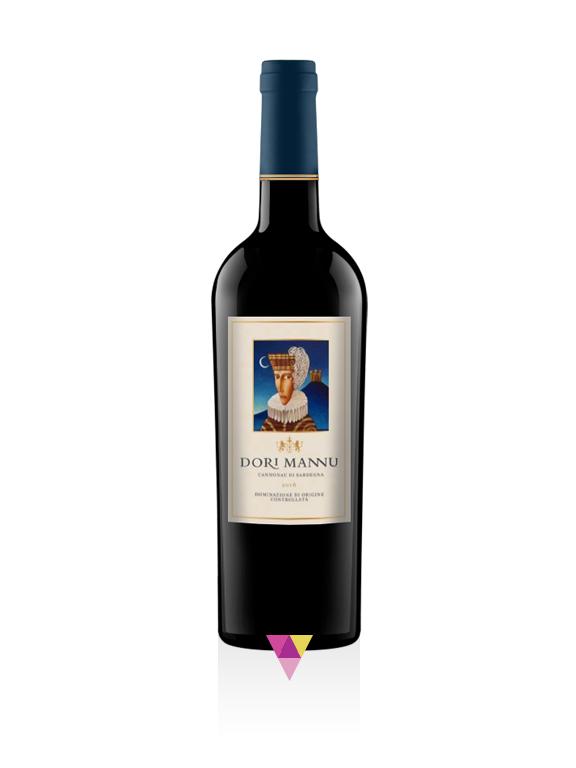 Dori Mannu Cannonau - Vigne Ligori