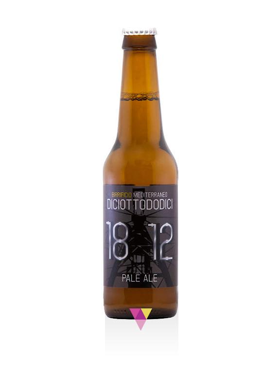 18 12 Diciottododici Pale Ale - Birrificio Mediterraneo