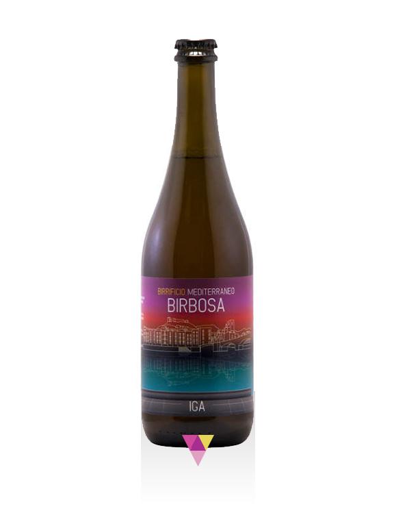 Birbosa Iga - Birrificio Mediterraneo