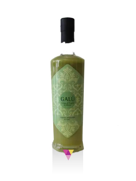Crema di Foglie di Mirto - Galù Liquori