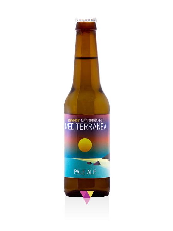 Mediterranea Pale Ale - Birrificio Mediterraneo