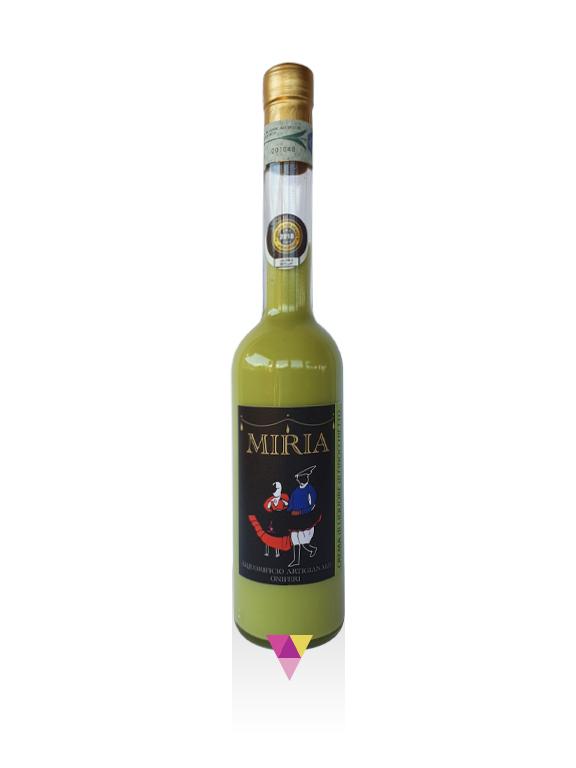Crema di Liquore di Finocchietto - Liquorificio Artigianale Miria