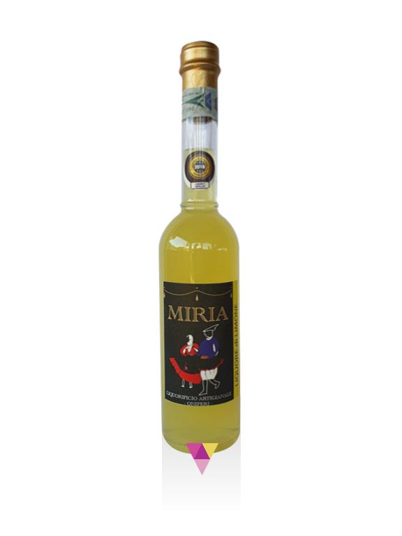 Liquore di Limone - Liquorificio Artigianale Miria