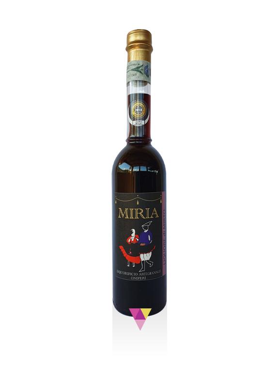 Liquore di Mirto - Liquorificio Artigianale Miria