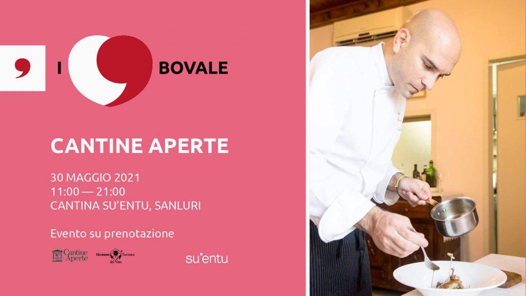 Cantine Aperte e Roberto Serra Su'Entu